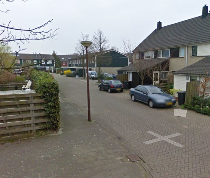 De Donaustraat in Alkmaar.