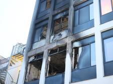 Tientallen bewoners moeten ergens anders slapen na brand in Bossche flat, óók hamster Hammie
