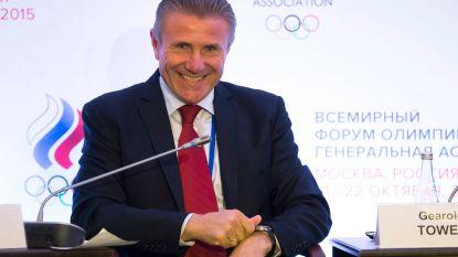 Bubka (vicevoorzitter bij  de IAAF) krijgt bij gebrek aan bewijs geen straf na verdachtmakingen