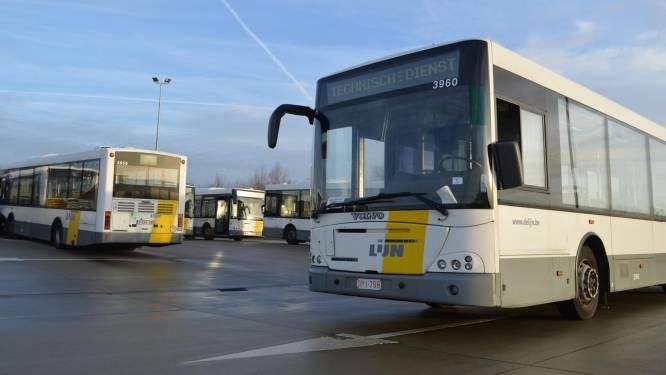 Te koop: dertig Belgische stadsbussen voor € 2.000 per stuk