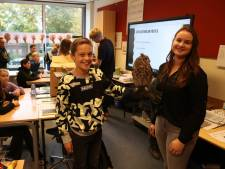 Roofvogels in de klas; 'Wat vet', fluisteren ze in groep acht