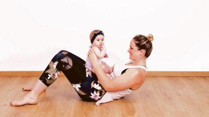 Nieuw in fitnessland: trainen mét je baby