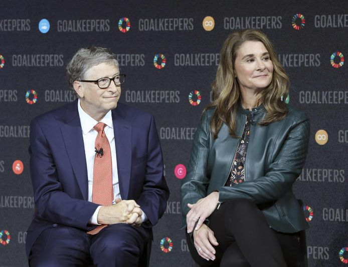 Bill en Melinda Gates
