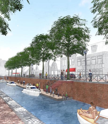 Opengraven haven Zevenbergen wil maar niet vlotten