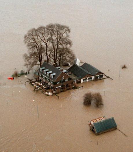 Hoogwaterjournaal: dit gebeurde exact 25 jaar geleden