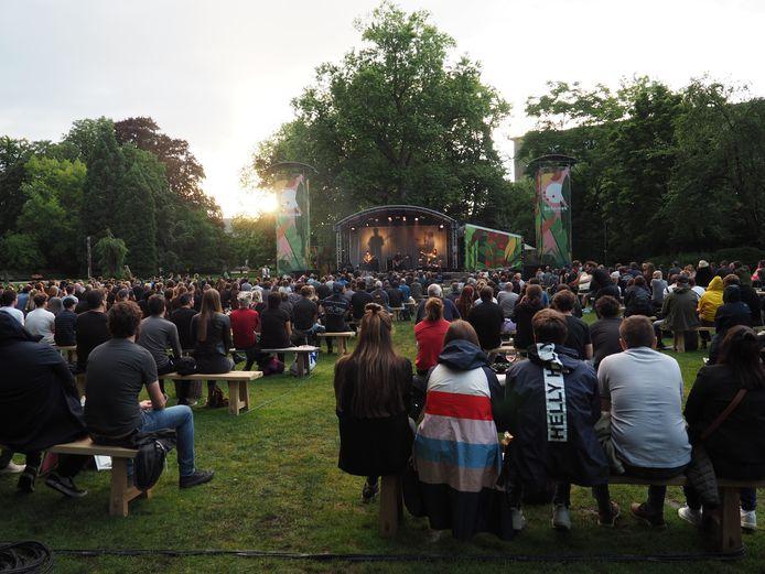 Botaniek Live in Mechelen.