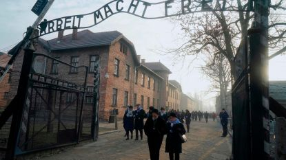 Honderden Auschwitz-overlevenden herdenken bevrijding kamp