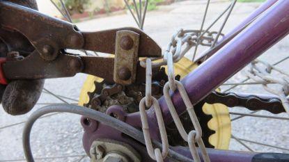 Hardnekkige fietsendief aangehouden