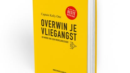 De ultieme vliegangst-tips van lijnpiloot Kelly Otte
