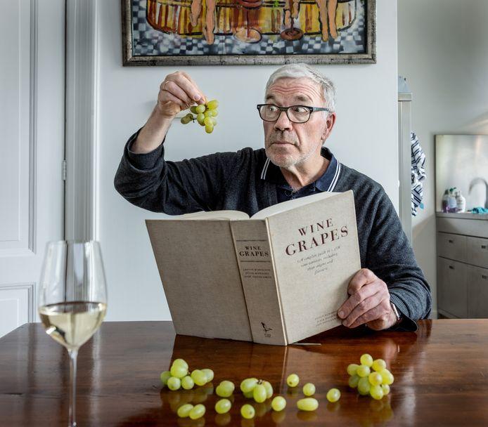 Harold Hamersma (64): schrijver, voornamelijk op het gebied van wijn. O.a. Handboek voor de moderne wijnliefhebber en De grote Hamersma.
