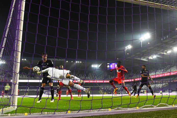 Pas de but entre Anderlecht et le Standard, c'est devenu assez rare.