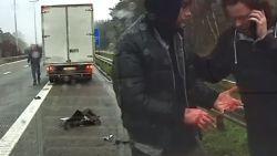 """'Temptation'-Joshua deelt beelden van zwaar ongeval: """"Ik was depressief. Het was een wake-upcall"""""""