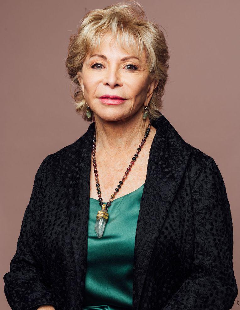 Isabel Allende: 'Zelf had ik geen feministisch voorbeeld voorhanden.'  Beeld Taylor Miller / Redux Pictures / ANP