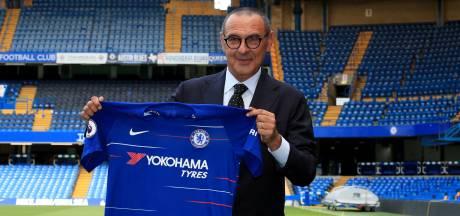 Sarri wil ander Chelsea dan onder Conte zien en vraagt om tijd