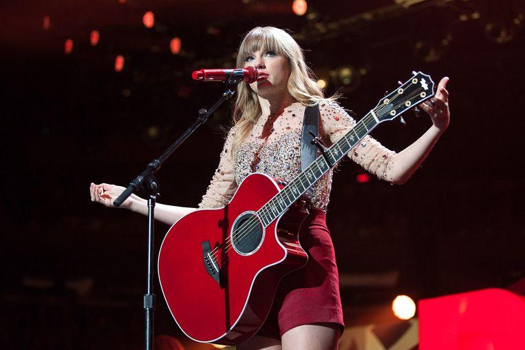 Taylor Swift. Beeld FilmMagic