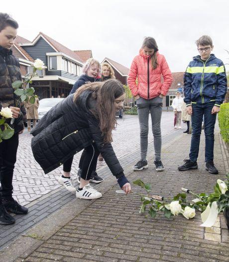 Geesteren staat stil bij de vermoorde Bernard, Eva, Manuel, Philip Levie en Henri: 'Met veel eerbetoon en respect, dat raakte iedereen'