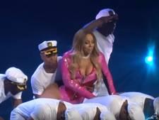 Mariah Carey niet vooruit te branden in Vegas