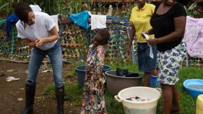 Posh krijgt kritiek: in designerkleren naar de sloppenwijk