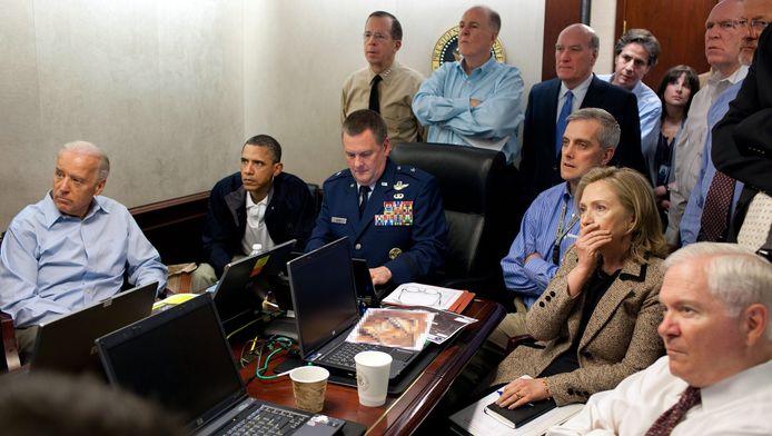 Obama was veel te vroeg met de aankondiging van de dood van bin Laden, vinden de Navy Seals.