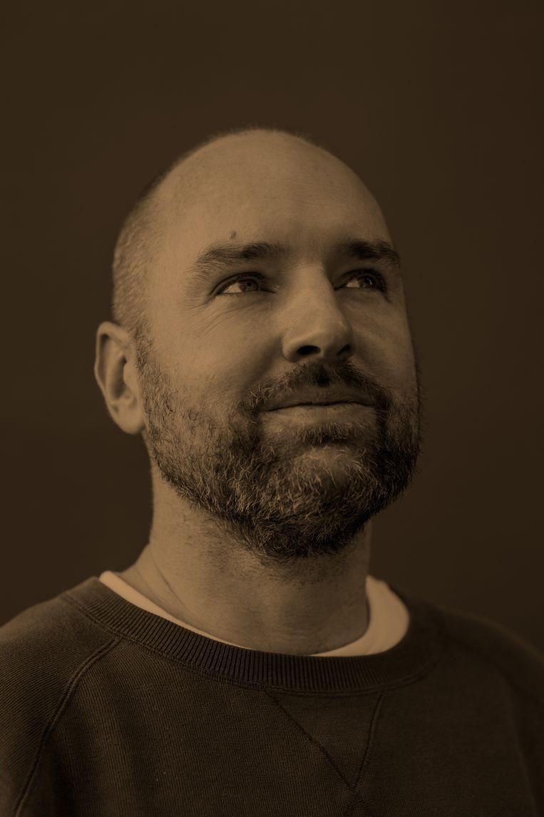 Brandmanager Jasper Uhlenbusch. Beeld Nosh Neneh