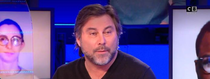 Stéphane Pauwels dans TPMP