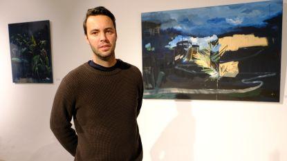 Trio schilders verrast publiek en elkaar bij Nightingale