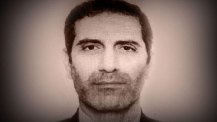 Volgens Teheran is de man, Assadollah Assadi, het slachtoffer van een complot