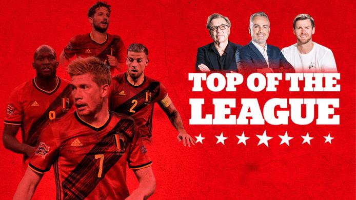 Luister vanavond 18 uur naar de tweede aflevering van 'Top of the League'