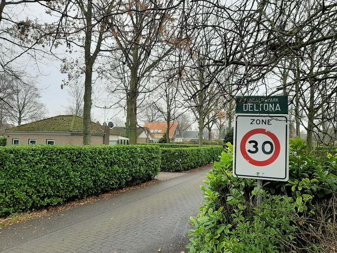 Park Deltona in Kortgene.