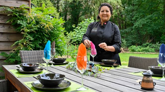 Van 'Mijn Pop-uprestaurant' naar... eigen pop-uprestaurant: 'Mama Sara' ontvangt gasten in haar eigen tuin