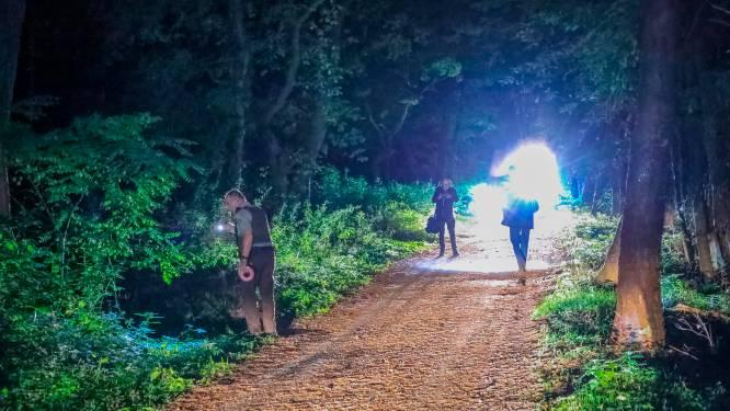Grote zoektocht naar afkomst van penetrante lucht in bosgebied: mogelijk van drugsafval