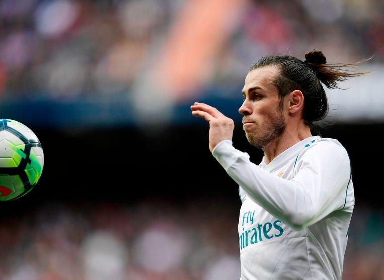 Gareth Bale. Beeld AFP
