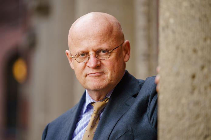 Portret van minister Ferdinand Grapperhaus van Justitie en Veiligheid.