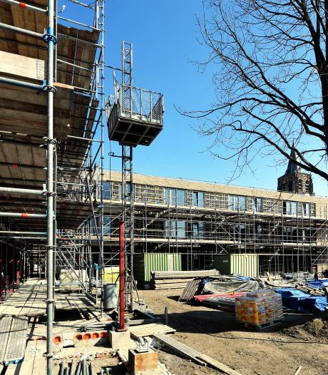 Nieuw Leonardushof bijna klaar, bewoners voor de feestdagen weer in Wouw