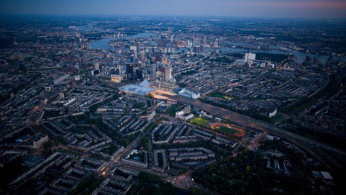 Het stedelijk gebied in het westen kan wel een economische oppepper gebruiken.