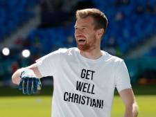 LIVE | Finland draagt T-shirts voor Eriksen, erop of eronder voor Rusland