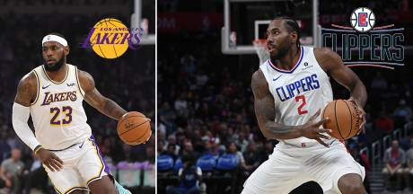 NBA-titelstrijd: Battle of LA met LeBron James vs Kawhi Leonard