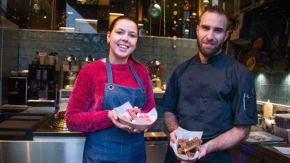 Kiosk 8 heeft nieuwe delicatesse: wafelfrietjes combineren het beste van culinair België