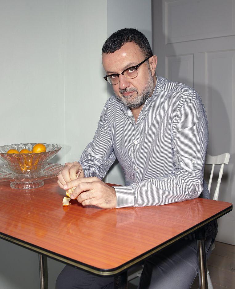 Marcus Azzini Beeld Daniel Cohen