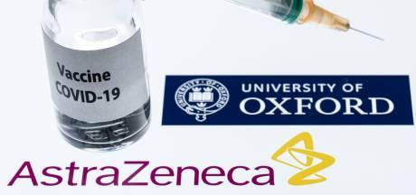 """AstraZeneca dit avoir """"la formule gagnante"""" pour son vaccin"""