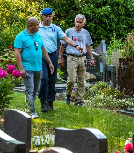 Deventer wil twee ton besteden aan behoud Molukse graven: 'Dit is een mooie stap'