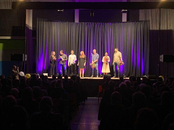 Het Zottegems Humorfestival was opnieuw een succes.