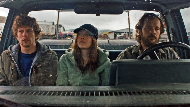 Kelly Reichardt: Night Moves. Beeld Filmstill