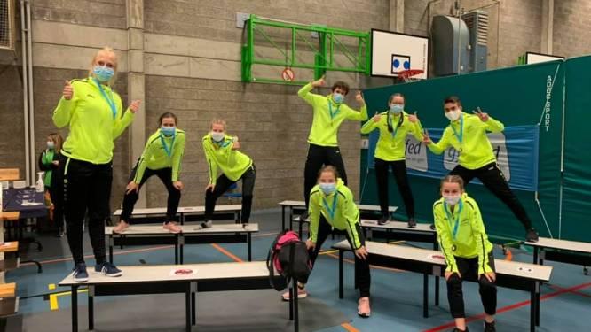 Recrean skippers Oudenaarde schitteren op Provinciaal Kampioenschap Oost-Vlaanderen