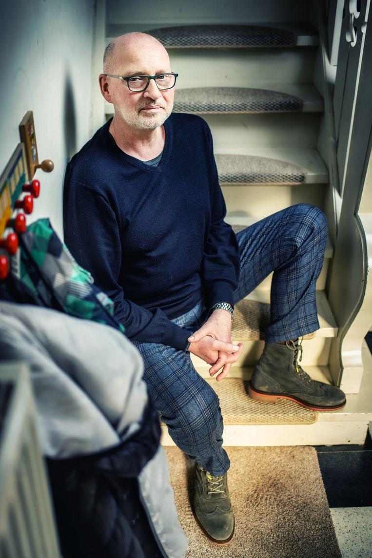 Benoit Vermeerbergen: 'De adoptiedienst at van twee walletjes. Er werd betaald door adoptiefamilies én geboortefamilies. Het was een winstgevende business.' Beeld Geert Van de Velde