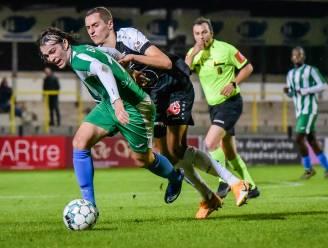 """Rune Lenaerts (Sporting Hasselt) na 0-2 nederlaag tegen Bocholt VV: """"Wie de kansen niet afmaakt krijgt het deksel op de neus"""""""