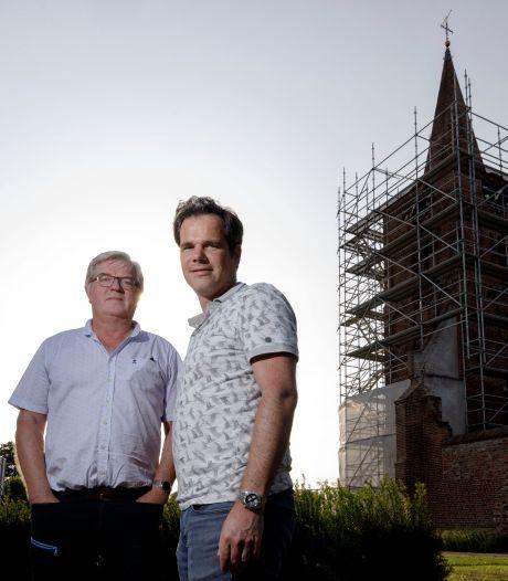 Met restauratie van Romboutstoren in de voetsporen van verre voorvader
