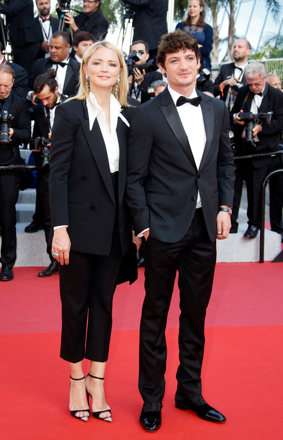 Virgine Efira et Niels Schneider