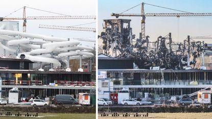 Geen kwaad opzet bij inferno in zwembad Kortrijk, herstelwerken zullen nog maanden duren