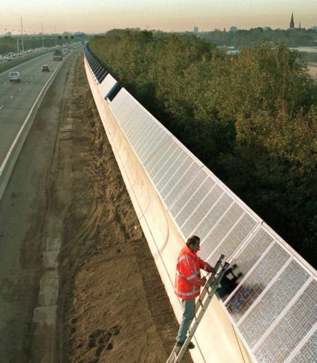Werkgroep: 2,25 hectare zonnepanelen langs A50 Rosmalen - Geffen